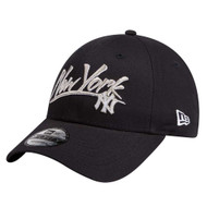 New Era 9Forty New York Yankees Navy Cap