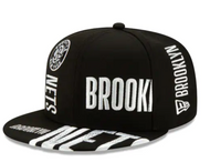 New Era 9Fifty Tip Off Brooklyn Nets