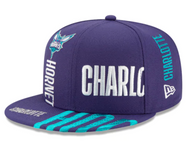 New Era 9Fifty Tip Off Charlotte Hornets