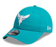 New Era 9Forty Charlotte Hornets Aqua