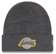 New Era Golden LA Lakers Training Series Beanie