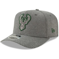 New Era 9Fifty Stretch Snap Milwaukee Bucks Training Series