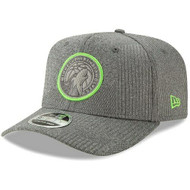 New Era 9Fifty Stretch Snap Minnesota Timberwolves Training Series