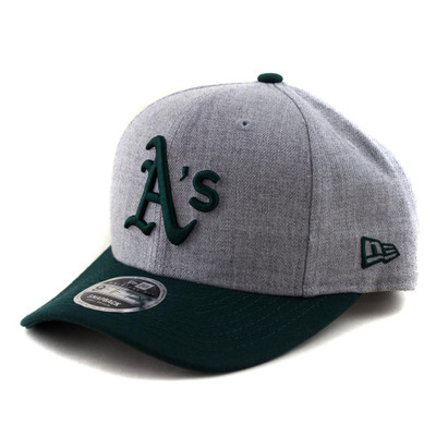 New Era 9Fifty Oakland Athletics Grey