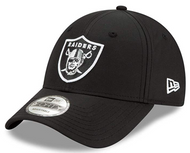 New Era 9Forty Oakland Raiders Black Cap