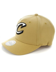 Mitchell & Ness Cleveland Cavaliers Wheat 110 Snapback