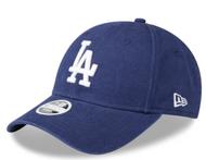 New Era 9Forty LA Dodgers Women Cap Denim Blue