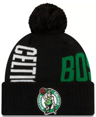New Era Boston Celtics Tip Off Beanie