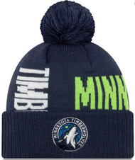 New Era Minnesota Timberwolves Tip Off Beanie