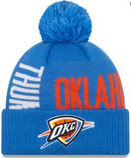 New Era Oklahoma City Thunder Tip Off Beanie