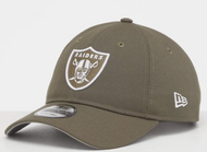 New Era 9Twenty Oakland Raiders Olive