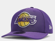 New Era 9Fifty Los Angeles Hex Cap Purple