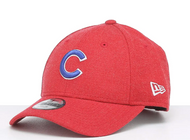 New Era 9Forty Chicago Cubs Red Cap