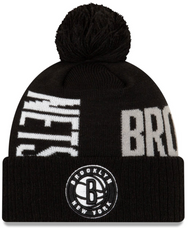 New Era Brooklyn Nets Tip Off Beanie