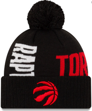 New Era Toronto Raptors Tip Off Beanie