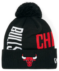 New Era Chicago Bulls Tip Off Beanie