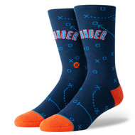 Stance Oklahoma City Thunder Playbook Socks