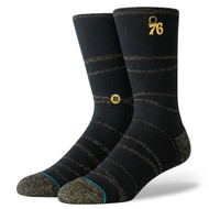 Stance Philadelphia 76ers Trophy Twist Socks