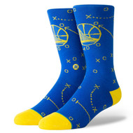 Stance Golden State Warriors Playbook Socks