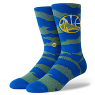 Stance Golden State Warriors Camo Melange Socks