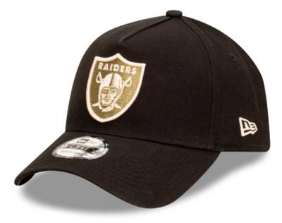 New Era 9forty Las Vegas Raiders Black Olive AFrame