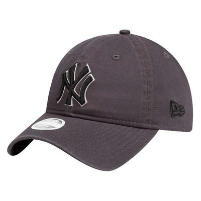 New Era 9Twenty New York Yankees Graphite Cap