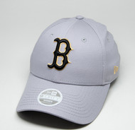 New Era 9Forty Boston Red Sox Grey Womens Cap