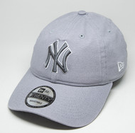 New Era 9Twenty New York Yankees Grey Cap