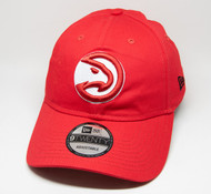 New Era 9Twenty Atlanta Hawks Red Cap