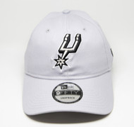 New Era 9Twenty San Antonio Spurs Grey Cap
