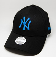 New Era 9Forty New York Yankees Ladies Cap Black Blue