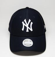 New Era 9Forty New York Yankees Ladies Cap Navy Blue