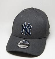 New Era 9Forty New York Yankees Graphite Cap