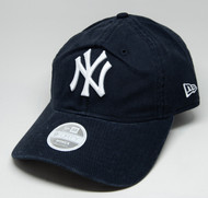 New Era 9Forty New York Yankees Ladies Navy Blue Cap