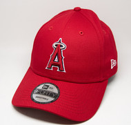 New Era 9Forty Los Angeles Anaheim Angels Red Cap