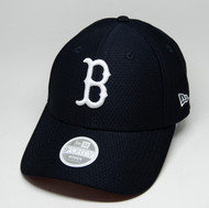 New Era 9Forty Boston Red Sox Ladies Navy Blue Cap