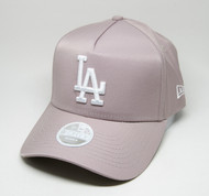 New Era 9Forty Los Angeles Dodgers Ladies Cap Rose