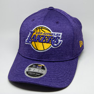New Era 9Fifty Los Angeles Lakers Purple Stretch Snap Cap Large/XLarge