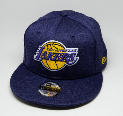 New Era 9Fifty Los Angeles Lakers Purple Youth Cap