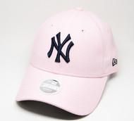 New Era 9Forty New York Yankees Pink Navy Ladies Cap