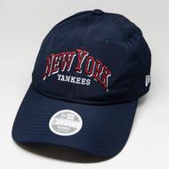 New Era 9Forty New York Yankees Navy Blue Ladies Cap