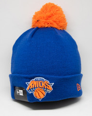 New Era New York Knicks Free Throw Beanie