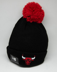 New Era New Chicago Bulls Free Throw Beanie