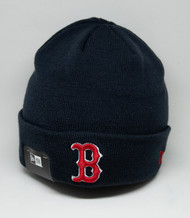 New Era Boston Red Sox Cuff Beanie
