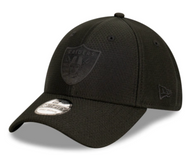New Era 39 Thirty Las Vegas Raiders Black Cap