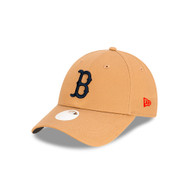 New Era 9Forty Boston Red Sox Camel Ladies Cap 12529584