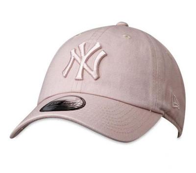 New Era 9Twenty New York Yankees Cap Rose Pink