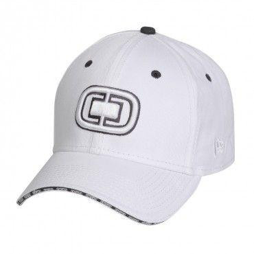 White Ogio Golf Cap
