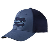 puma greenskeeper blue heaven cap