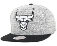 Grey Duster chicago bulls cap